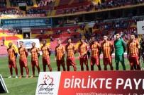 DENIZ YıLMAZ - Spor Toto Süper Lig Açıklaması Kayserispor Açıklaması 2 - Gençlerbirliği Açıklaması 0 (İlk Yarı)