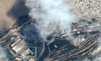 PENTAGON - Suriye'de Vurulan Tesisler Uydudan Görüntülendi