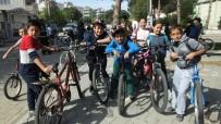 'Turizm Haftası' Bisiklet Turu İle Başladı