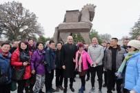 Meltem Beker - Türkiye, Bu Yıl Yaklaşık Yüzde 100 Artışla 500 Bine Yakın Çinli Turisti Ağırlamaya Hazırlanıyor