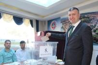 HASAN ŞIMŞEK - ÜTSO Seçimlerini 'Yeşil Liste' Kazandı