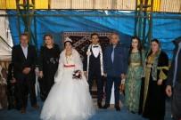Vali Toprak, Kaya Ve Noyan Çiftinin Düğün Törenine Katıldı