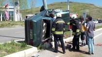 Yozgat'ta Trafik Kazası Açıklaması 2 Ölü,1 Yaralı
