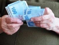 EMEKLİ MAAŞI - Zamlı emekli maaşı ne kadar olacak?
