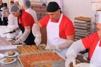 Zeytinburnu'nda 'Rumeli Böreği' Şöleni