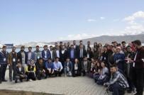 81 ilin gençleri Tatvan'da buluştu
