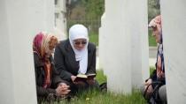 BARıŞ GÜCÜ - Ahmici'de Katledilen 116 Boşnak Dualarla Anıldı