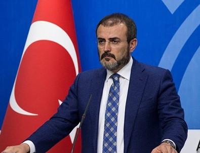 AK Parti Sözcüsü Mahir Ünal açıklama yaptı