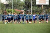 ALI ŞANLı - Alanyaspor'da Galatasaray Mesaisi Sürüyor