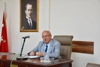 MEHMET ÖZCAN - Alpullu Şeker Fabrikası İstişare Toplantısı Gerçekleşti