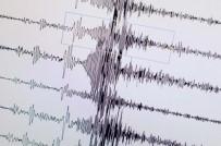 YARPUZ - Antalya'da Korkutan Deprem