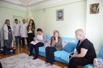 EV TEMİZLİĞİ - Avcılar Belediyesi'nden Görme Engelli Aileye Destek
