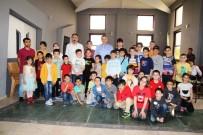 Ayvalık'ta 23 Nisan Satranç Turnuvası'na İlgi Yoğun Oldu