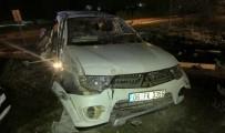 ÇİMENTO FABRİKASI - Bartın'da Feci Kaza Açıklaması 2 Ölü, 4 Yaralı