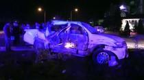 ÇİMENTO FABRİKASI - Bartın'da Trafik Kazası Açıklaması 2 Ölü, 4 Yaralı