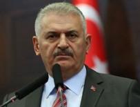 KARDAK - Başbakan Yıldırım: Ege'de gereken karşılığı vermeye kararlıyız