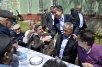 BELEDİYE MECLİS ÜYESİ - Başkan Ataç Yağmur Duasına Katıldı