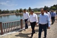 Başkan Çerçi Ve Baybatur Projeleri Yerinde İnceledi