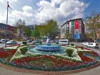Başkan Kamil Saraçoğlu Açıklaması Kütahya'da 1 Milyon Çiçek Toprakla Buluştu