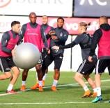 RİCARDO QUARESMA - Beşiktaş, Fenerbahçe Maçı Hazırlıklarını Sürdürdü