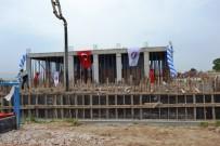 AHMET ŞAHIN - Biga Uygulamalı Bilimler Fakültesi Binasının Temeli Atıldı
