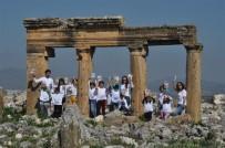 TÜRKÇE ÖĞRETMENI - Blandus Antik Kentinde Ve Ulubey Kanyonlarında Kitap Okudular