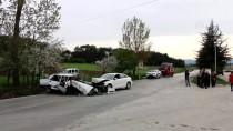 Bolu'da Trafik Kazası Açıklaması 1 Ölü, 1 Yaralı