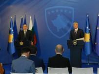 VİZE MUAFİYETİ - Bulgaristan Başbakanı Borisov'dan Kosova Ve Sırbistan'a 'Sorunlarınızı Çözün' Çağrısı