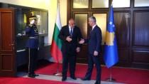 KOSOVA MECLİS BAŞKANI - Bulgaristan Başbakanı Borisov Kosova'da