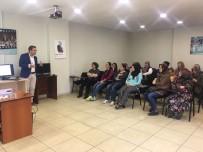ACıBADEM HASTANESI - Büyükdere Halk Merkezi'nde Alerji Semineri Yapıldı