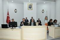 HALUK CÖMERTOĞLU - Büyükşehir Meclisi Nisan Toplantılarına Devam Ediyor
