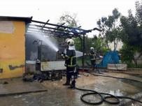 Ceyhan'da Buhar Kazanı Patladı Açıklaması 1 Yaralı