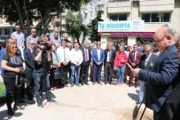 CAFER ESENDEMIR - ÇGC Başkanı Esendemir'den Gazetecilere Saldıranlara Tepki