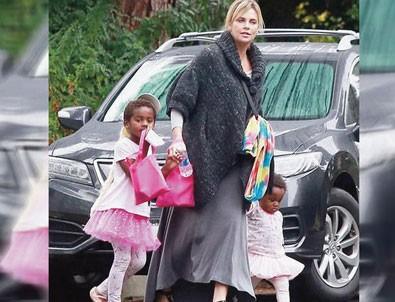Charlize Theron: Çocuklarımı alır ABD'den giderim