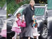 CHARLİZE THERON - Charlize Theron: Çocuklarımı alır ABD'den giderim