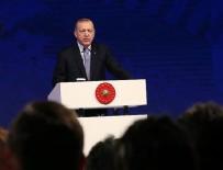 AZINLIKLAR - Cumhurbaşkanı Erdoğan: Hiç bunu konuşmuyorlar