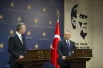KİMYASAL SALDIRI - Dışişleri Bakanı Çavuşoğlu Açıklaması 'Cumhurbaşkanına Yakışır Bir Şekilde Açıklama Bekliyoruz'
