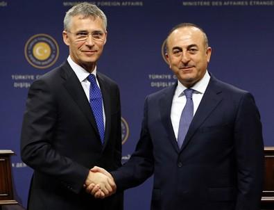 Dışişleri Bakanı Çavuşoğlu'dan Macron'a yanıt
