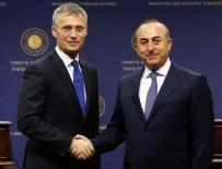 EMMANUEL MACRON - Dışişleri Bakanı Çavuşoğlu'dan Macron'a yanıt