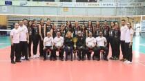 ECZACıBAŞı - Eczacıbaşı Vitra, Lig Şampiyonluğuna Odaklandı