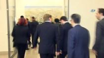 ENERJI BAKANı - Enerji Bakanı Albayrak Alman Mevkidaşı İle Bir Araya Geldi