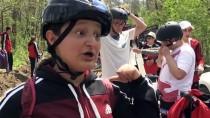 İĞNEADA - Engelli Öğrenciler Pedal Çevirdi