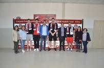 BARON - Eskişehir Basket'in Devleri Panele Katıldı