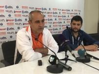 Eyüp Arın Açıklaması 'Boluspor Maçını Hakem Faciası İle Kaybettik'
