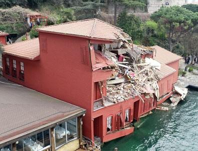 Geminin çarptığı yalının zararını kim ödeyecek?