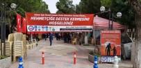 Gördesliler Aşını Mehmetçik İle Paylaştı