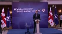 GÜRCİSTAN CUMHURBAŞKANI - Gürcistan'da NATO Haftası