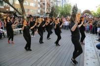 KAZıM KURT - Hamamyolu'nda Halk Oyunları Provası