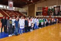 Isparta KYK Ev Sahipliğinde Basketbol Bölge Turnuvası