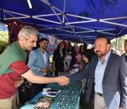 MUSTAFA TÜRK - İzmit'te Sanat Sokaklara Doldu